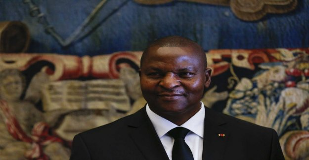 The central african republic reaches new agreement