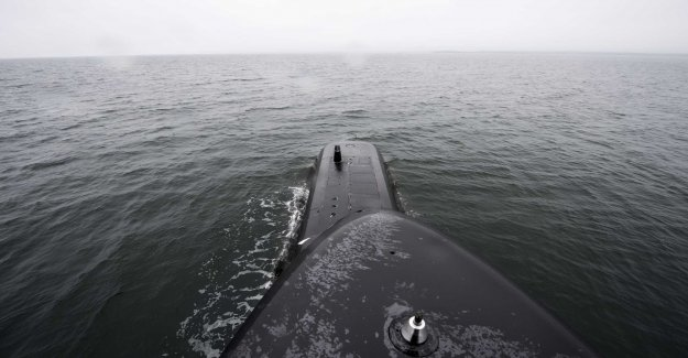 The defense is practicing anti-submarine warfare with the united states
