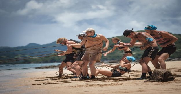 The dramatic drop in the Survivor: My own allies have betrayed but -