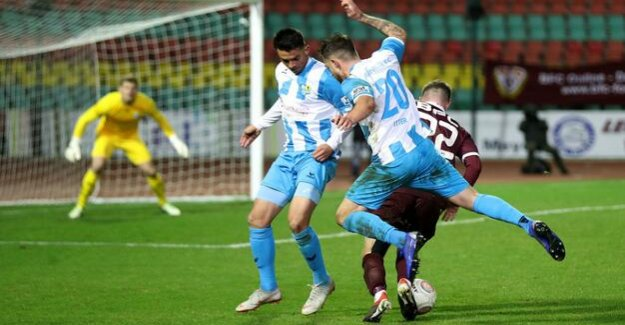 The first home game after neo-Nazi scandal : Chemnitzer FC sets the characters against extremism
