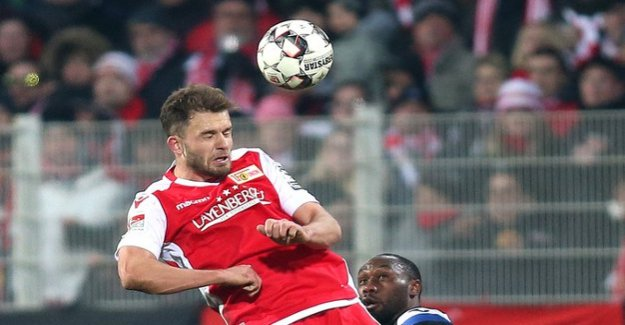 The home match against SC Paderborn : The 1. FC Union and the exchange game