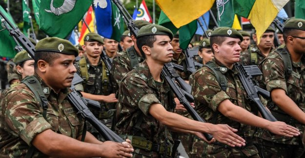 The judge put a stop to the Bolsonaros celebration of the military coup