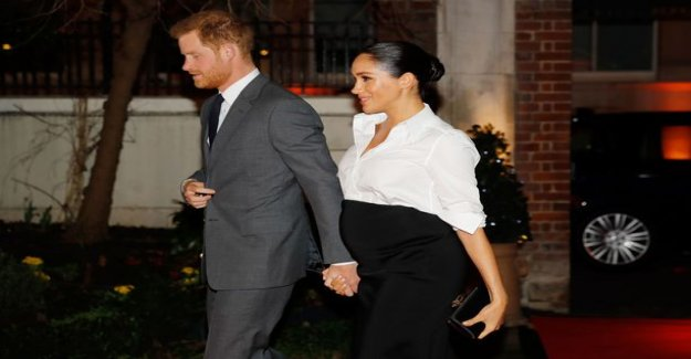 The magazine claims: Workers ' Meghan gave the new nickname did not please prince Harry: He gets angry
