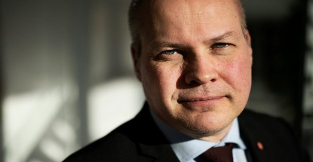 The minister's criticism of Tele2: Remarkable