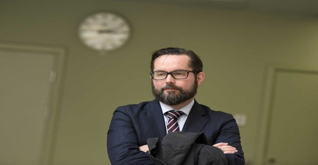 The prosecutor appeals the terrordomen