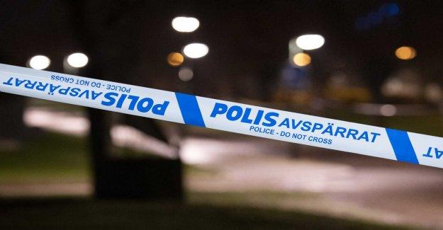 The pyrotechnics behind the Vännäsexplosion