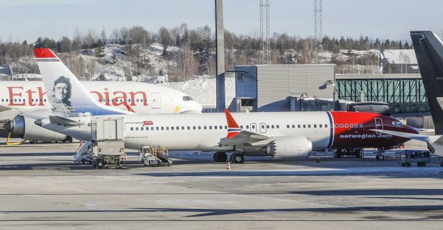 The uncertainty of Danish, Norwegian-departure after the suspension of Boeing aircraft