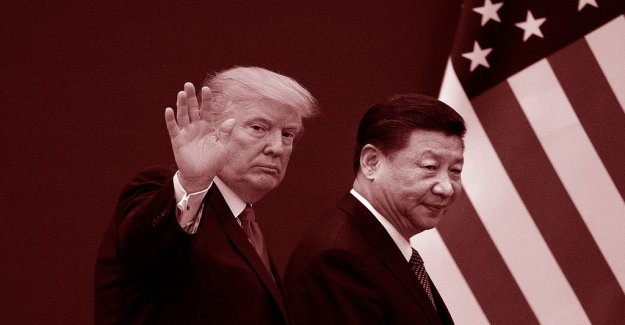 The united states and the EU will not surrender to China