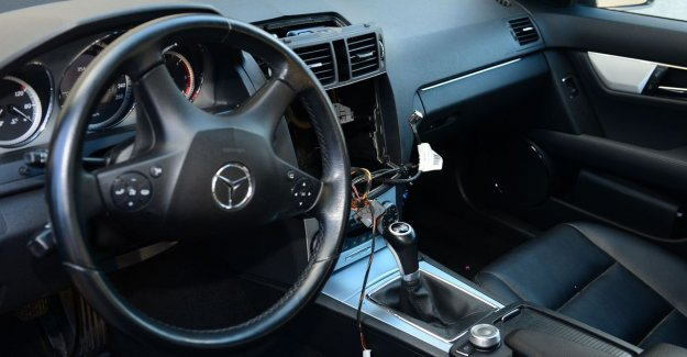 There are the car thieves: 35 break-ins in cars in the last two months around Leuven: Young offenders target especially BMW, Mercedes, Volkswagen and Skoda