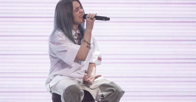 This is Billie Eilish: the most talked about teenager in the world