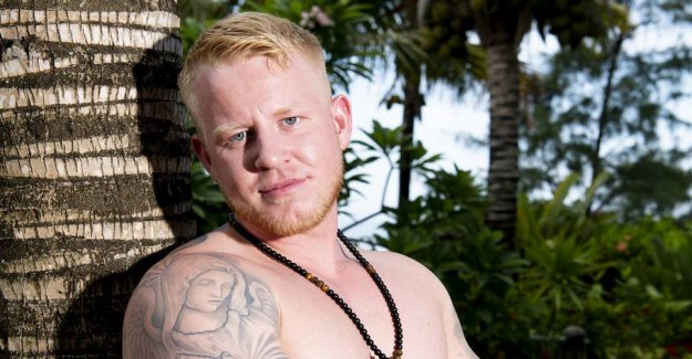 Thrown out of Ex on the Beach: It is a joke