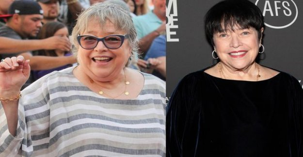 Titanic actress Kathy Bates, 70, ferocious works lost weight 27 pounds special that you taught us: I Feel like a different person