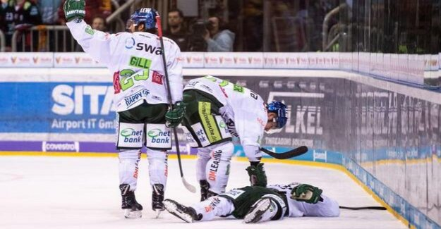 To Check against the gang : Enemy team doctor, professional hockey player Ullmann saves the life