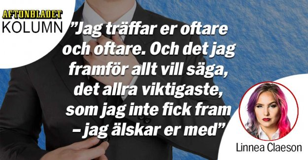 To the men in the välstrukna shirts