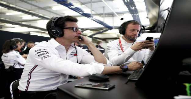 Toto Wolff made an alarming discovery monster-Ferrari - wondered the Italian activities: Why are they doing so