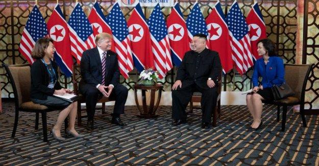 Trump goes against its own: - like Kim
