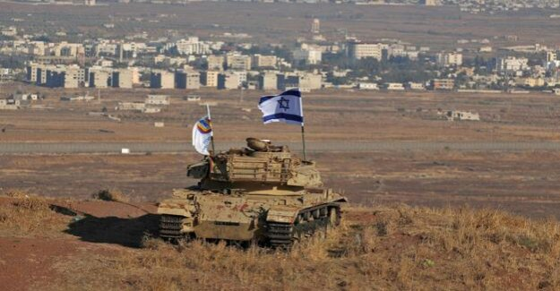 Trump is above criticism and beyond : Israel, the US decree is expected to be the Golan heights on Monday