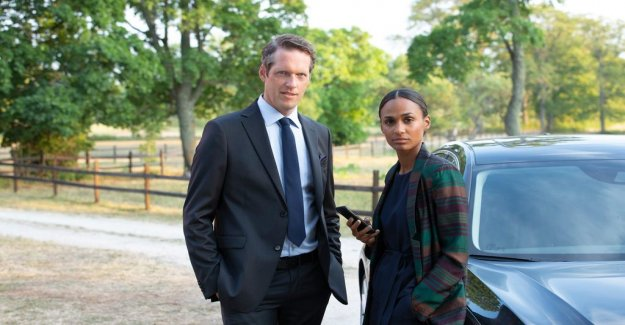 Tv-review: So good is the new politikerserien The inner circle