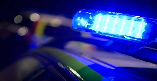 Two to hospital after brawl