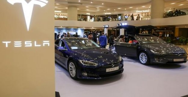 U-turn at Tesla stay: shops, prices are on the rise
