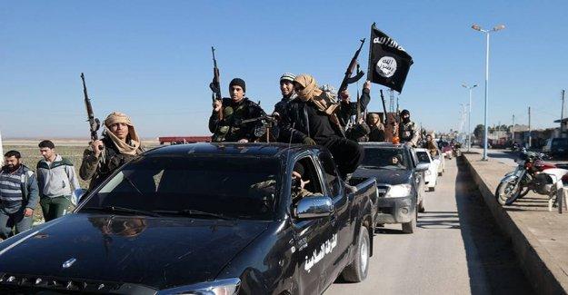 US: Islamic State's territory 100 percent eliminated