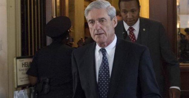 U.S. special investigator Mueller passes the report to Russia affair