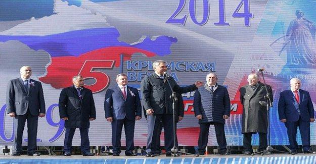 Ukraine has ruined the Crimea
