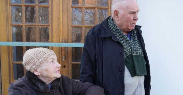 Undecided voters in the final when Ukraine goes to the polls