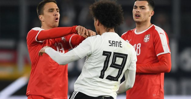 VIDEO. Young and refreshed for Germany in private house win against Serbia