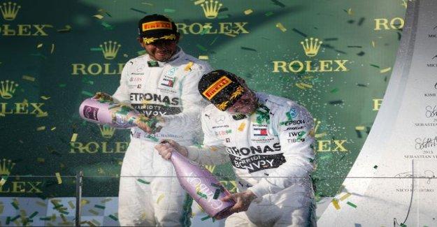 Valtteri Bottas won the Finnish real F1, the magnitude of the alongside – the historical lead WORLD series