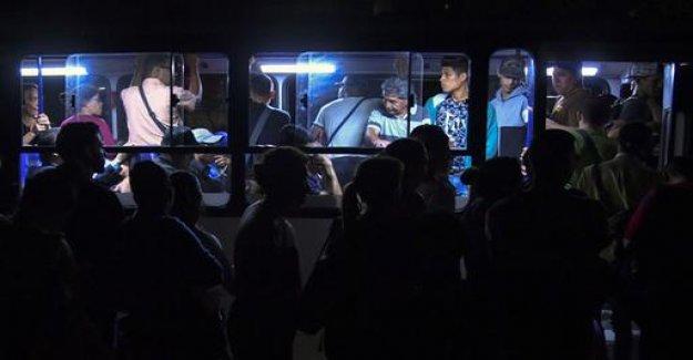 Venezuela: Protest against re-power failure