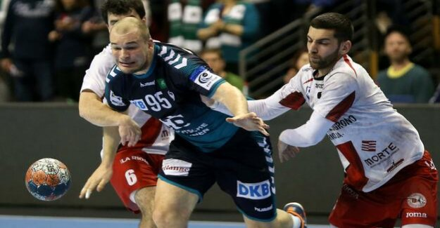 Victory in the EHF-Cup : The foxes play a little inspiring, but successful