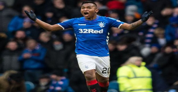 Video: HJK:in shone Alfredo Morelos fool of himself again – rude to lead off the road to the top of the match
