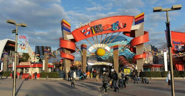 Visitors feared the stroke : Several injured in mass panic at Disneyland Paris