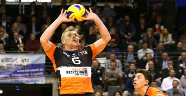 Volleyball League : BR Volleys will celebrate the eighth victory in a row