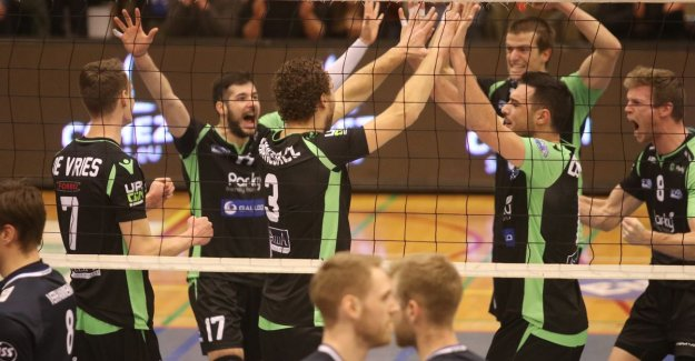 Volleyclub Par-ky Menen is saved and remains at the highest level: The hell will be next season still burn