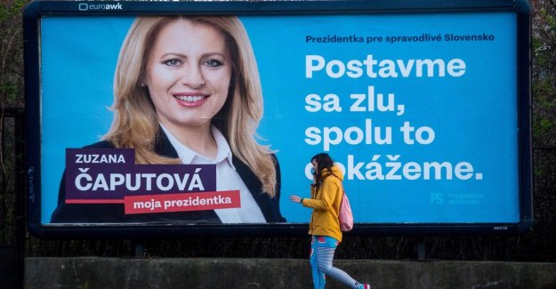 Vredesvåg can give the environmentalist victory in Slovakia's election