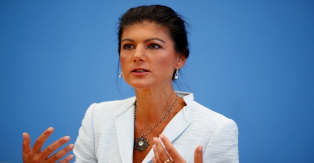 Wagenknecht withdraws for health reasons