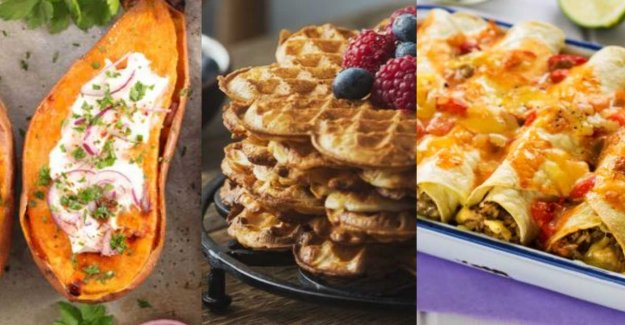 Weekly menu – recipes for the whole week