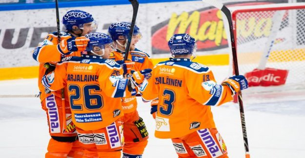 What's the job? Tappara occur in a special uniform