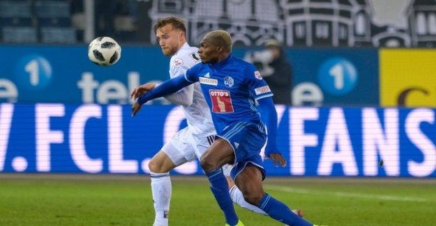 When is Lucerne, the first game under Häberli?