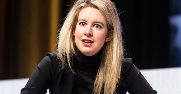 Who is Elizabeth Holmes and why talk at this time the whole world about her?