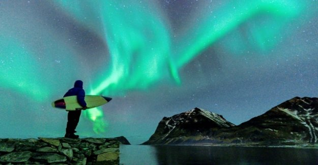 Why are so many Northern lights hunters are looking for the risk