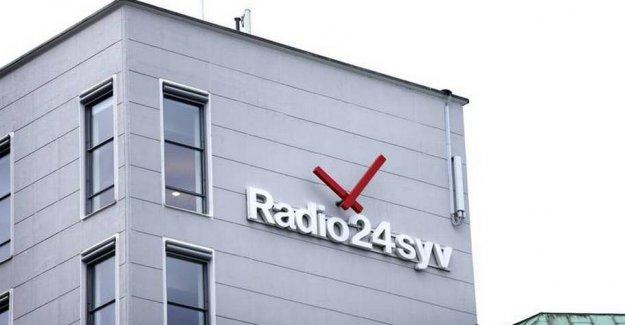 Wide group of media on the radiobud