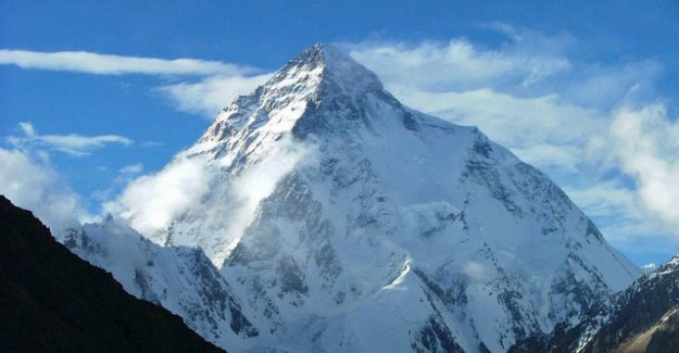 Winter ascent of K2 failed