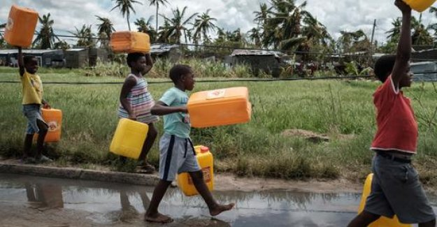 World water day: If water is more of a threat than guns