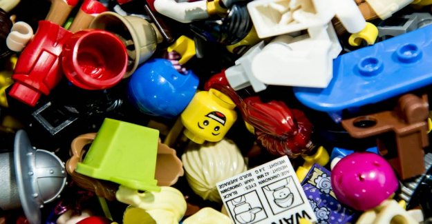 You have it here Lego at home? So you can reap the rewards