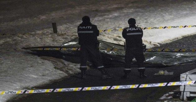 Yxman shot by Norwegian police