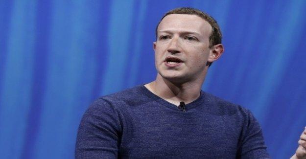 Zuckerberg calls for stricter regulation of the Internet