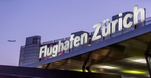 Zurich airport: revenue increased, profit fell